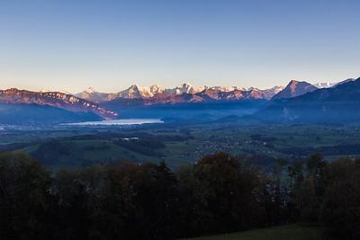 Berner Alpen XVII