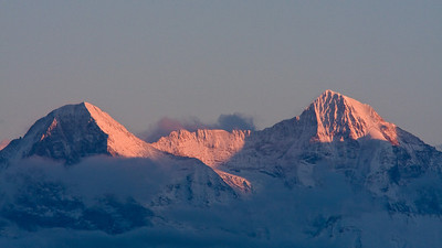 Eiger and Mönch
