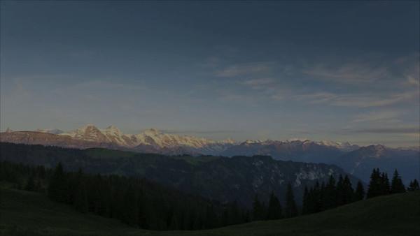 "Bernese Alps VII. Schubert, Symphony No.8, ""Unfinished"", Allegro Moderato."