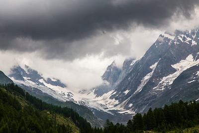Langgletscher, Schinhorn
