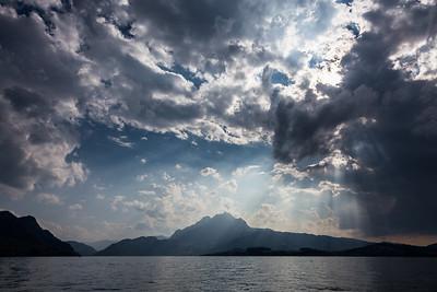 Stormy afternoon - Hertenstein
