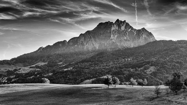 Video Mount Pilatus | Music: Alpine Experience, Am Hans Sine.