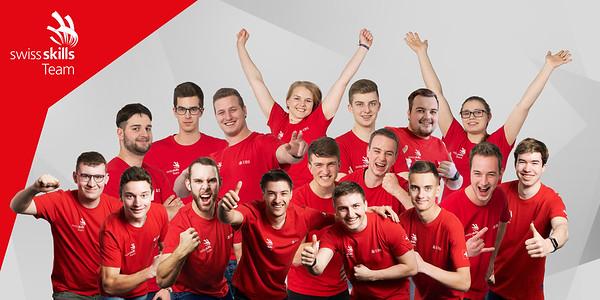 SwissSkills Team Mission Graz 2021