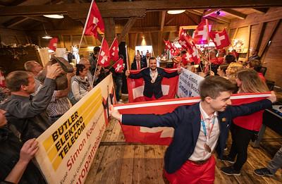 Welcome Event SwissSkills National Team/EuroSkills Graz