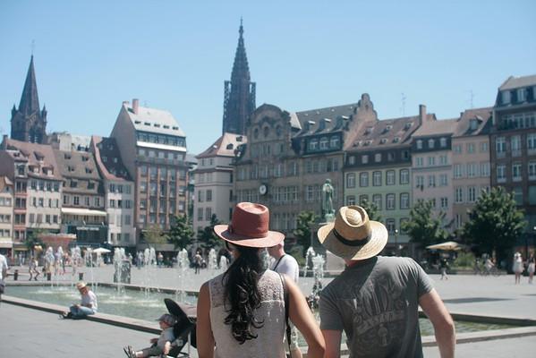 Maximiser pit stop in Strasbourg
