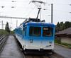 Rigi Railway No 11 & Trailer 21, Rigi Staffel, Mon 15 June 2015 - 1808.  A service to Arth-Goldau arrives from the Kulm.