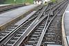 Rack track, Rigi Staffel station, Mon 15 June 2015.