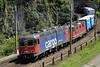 620 033-1 & 11316, Wattingen, Wed 5 July 2006 - 1459