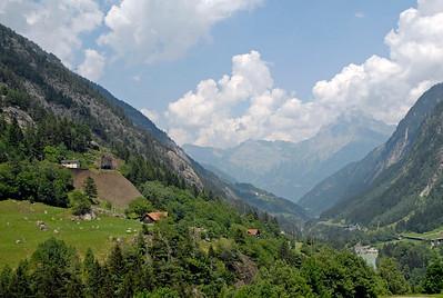 St Gotthard railway north ramp, Switzerland, 2006, 2: Wattingen