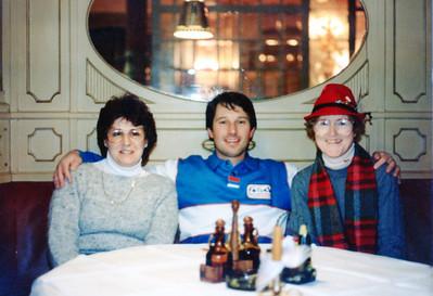 Susan, Rene (Hotel Owner), Pat DeCecco
