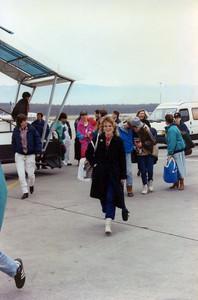 Zurich Arrival