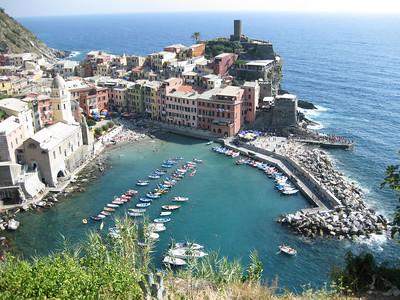 Genova, Cinque Terre & Torino