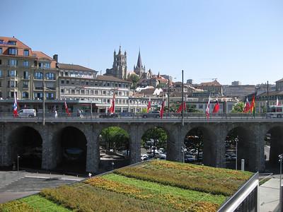 Lausanne Aug 09