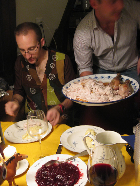 Thanksgiving in Lausanne