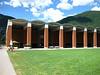 Building by Ticino architect Mario Botta