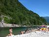 Missouri? River swimming in Ticino.