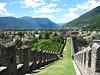 Bellinzona, Ticino (Switzerland)
