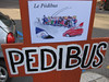 Le Pédibus = Pedestrian Bus . . . how Swiss children walk to school