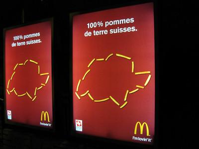 Swiss Ads & Headlines