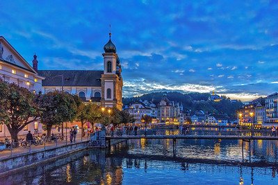 Switzerland & Alsace, France - 2017