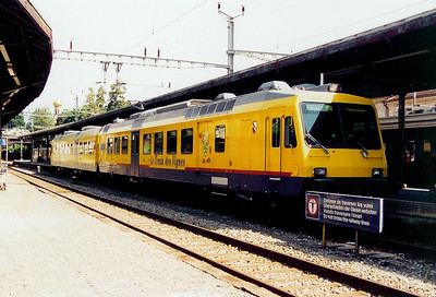 560 131 at Vevey on 13th June 2003