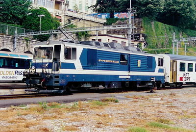 MOB, 6001 at Montreux on 13th June 2003