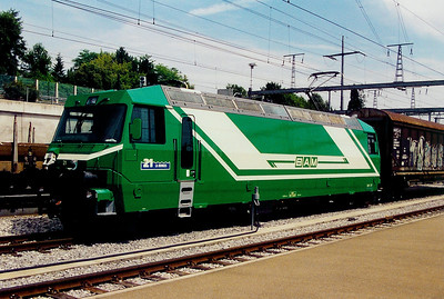 BAM, 21 at Morges on 13th June 2003