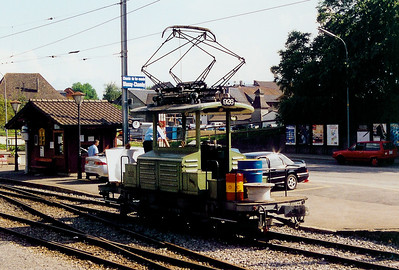 926 at Blonay on 13th June 2003
