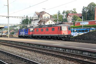 11668 at Arth Goldau on 15th September 2009