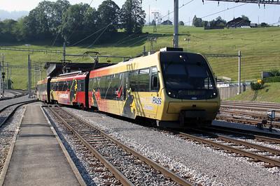 MOB, Bt 243 at Zweisimmen on 11th September 2009