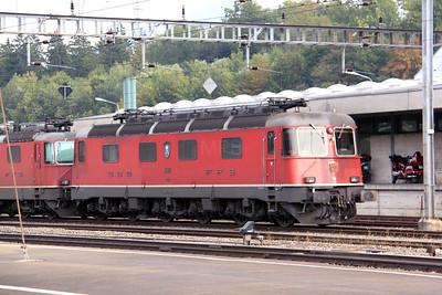 11674 at Arth Goldau on 15th September 2009