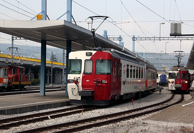 Tpf, 151 at Bulle on 11th September 2009