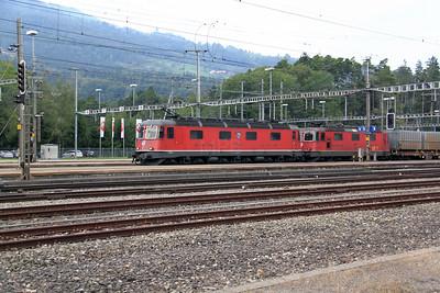 11616 at Arth Goldau on 15th September 2009