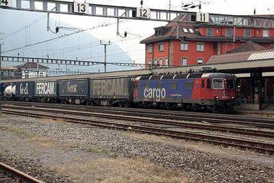 620 060 at Arth Goldau on 15th September 2009