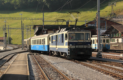 MOB, 6001 at Zweisimmen on 11th September 2009