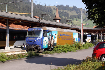 2) MOB, 8002 at Zweisimmen on 11th September 2009