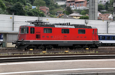 1) 11134 at Bellinzona on 15th September 2009