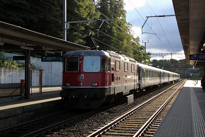 11140 at Mellingen Heitersberg on 14th September 2009