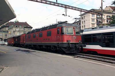 11607 at St Gallen on 14th September 2009
