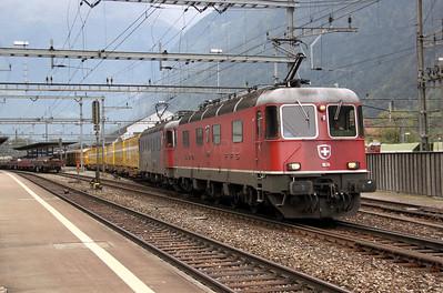 2) 11678 at Erstfeld on 15th September 2009