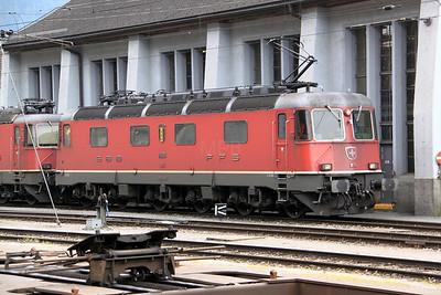 1) 11608 at Erstfeld on 15th September 2009