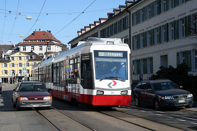 TB, 31 at St Gallen on 17th February 2008 (2)
