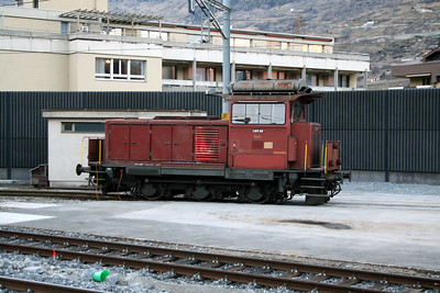 18810 at Visp on 13th February 2008
