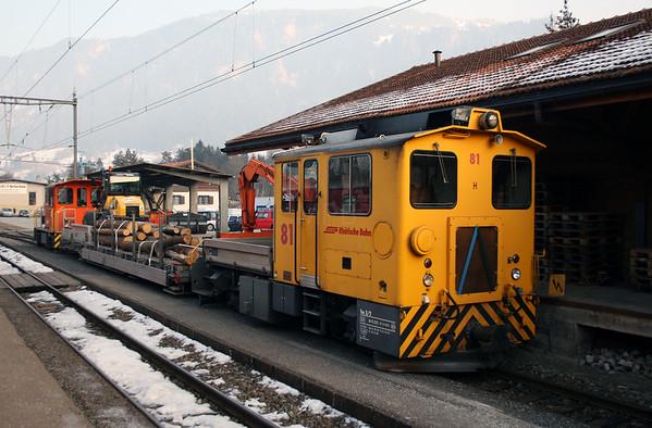 Switzerland - February 2008
