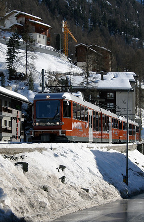 GGB, 3081 at Zermatt on 14th February 2008 (1)