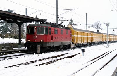 11267 at Niederbipp on 15th February 2013