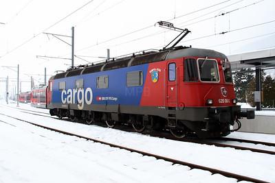 1) 620 061 at Oensingen on 15th February 2013