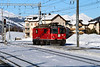 RhB, 618 at Samedan on 18th February 20