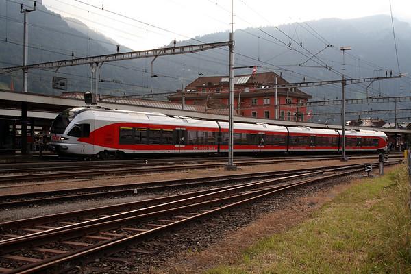 Switzerland : Gotthard 125 anniversary - September 2007