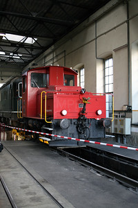 915 at Erstfeld on 8th September 2007